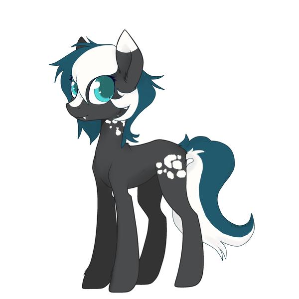 Unknown the Pony by LostyNoNam3