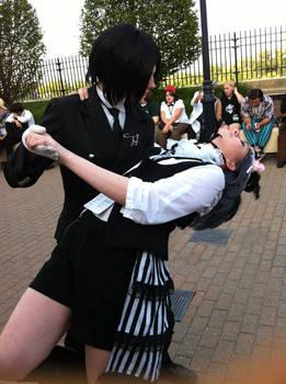 His Butler: A Diabolic Waltz
