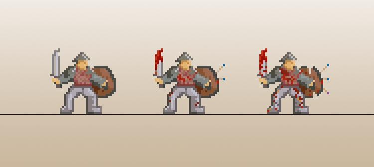 warrior by Sareth27