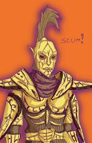 SCUM! by Sareth27