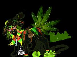 420 Fantsuneko by LastbutnotAlise