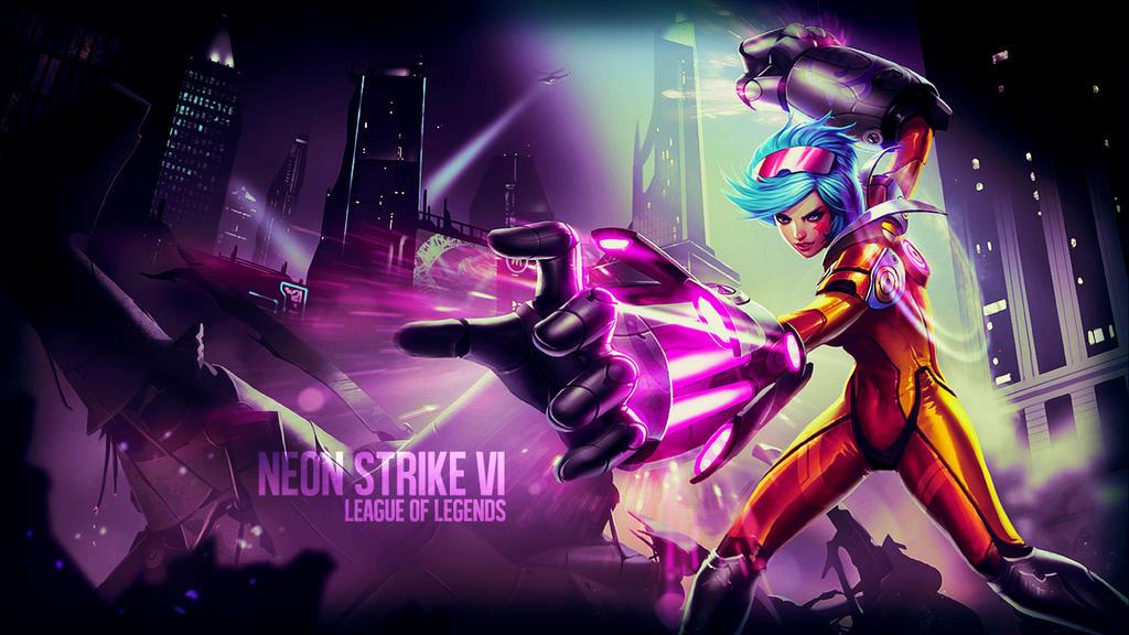 Neon Strike Vi Edit by Koshka-Stuff