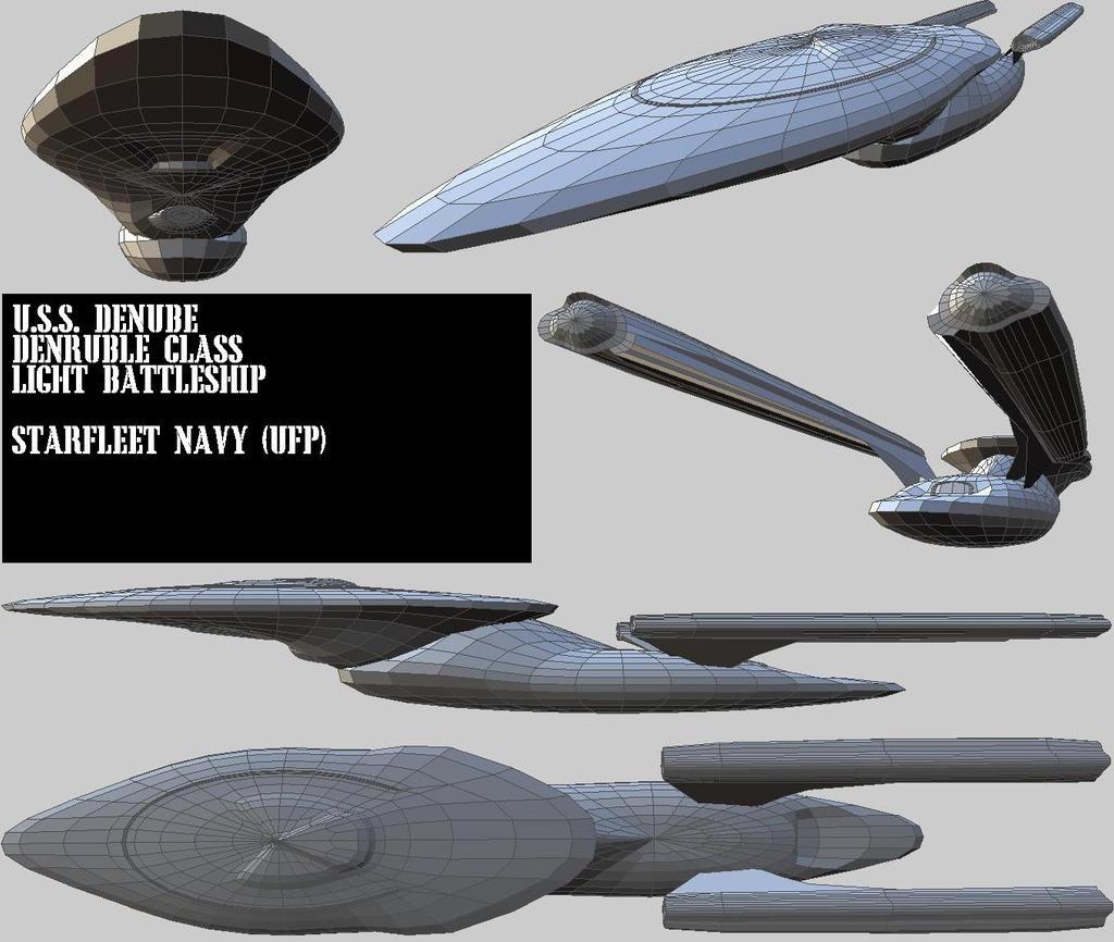 Denruble Class Lt Battleship H by Lord-Malachi
