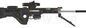 ACR.SCAR Sniper by Lord-Malachi