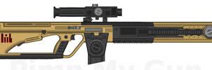 Tau Rifle