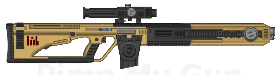Tau Rifle by Lord-Malachi