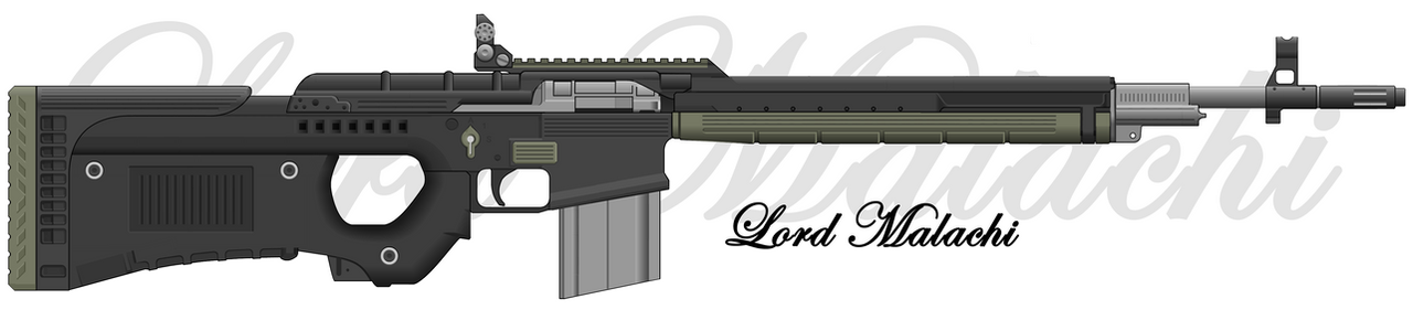 SVD 'Tenso' by Lord-Malachi