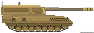 BE Marquis Mobile Artillery