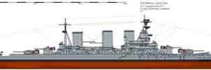 BE Caesar Class Battleship