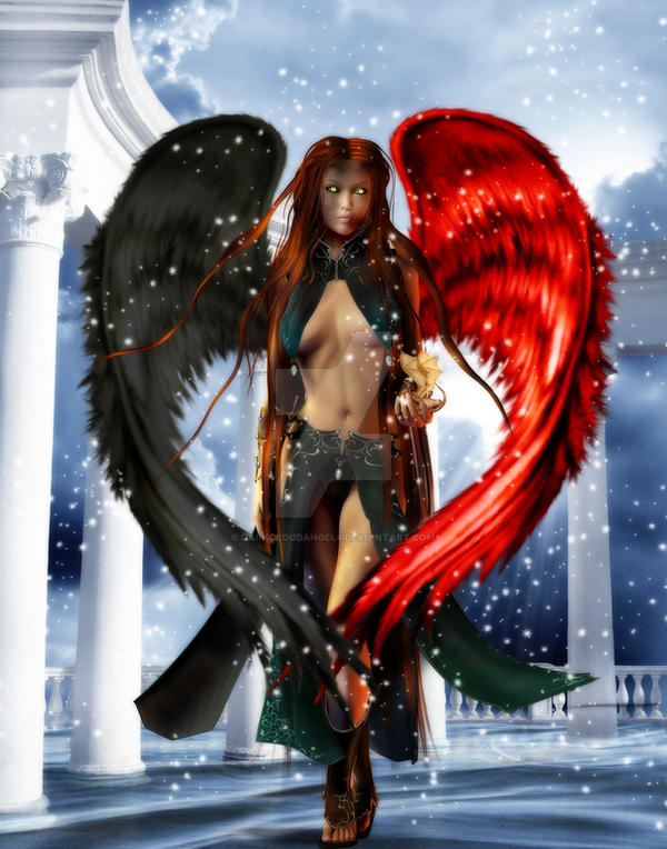 Angel of Death I.D by darkcloudangel4