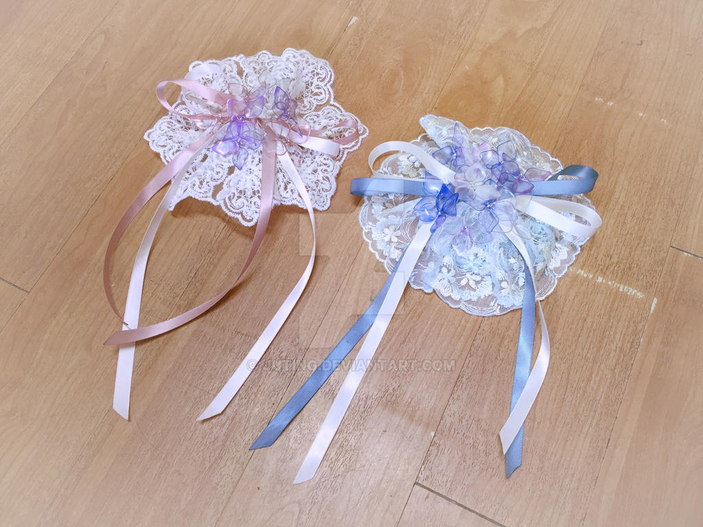 Hydrangea Lolita Headdress by JUTING