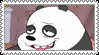 Panda Stamp by Amalockh1