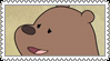 Grizzly stamp by Amalockh1