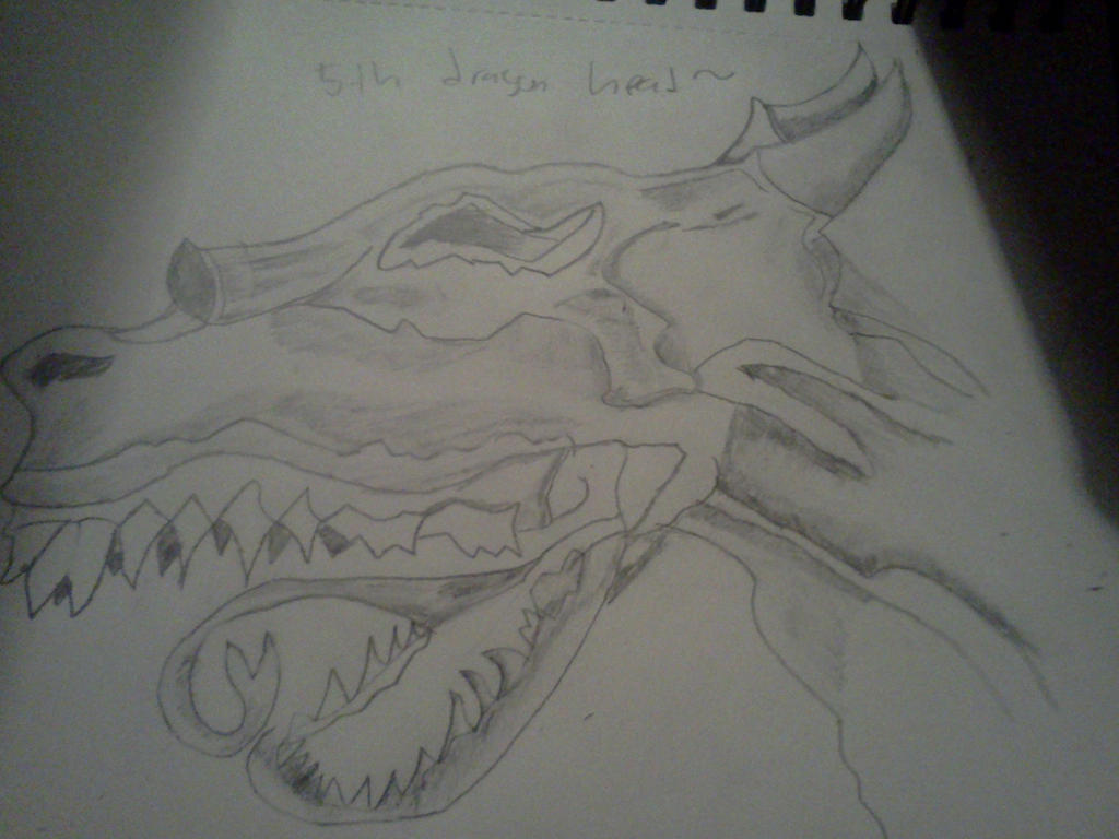 Best Dragon Head Iu0027ve Ever Drawn ^__^ By SpiritDragonTano ...