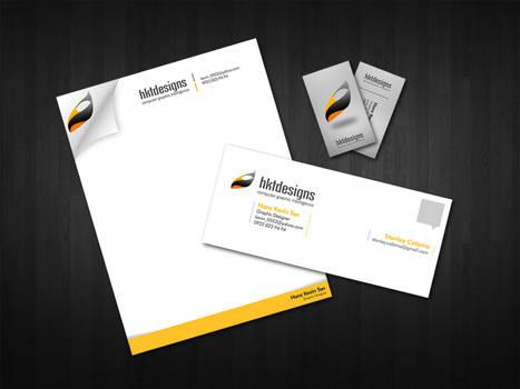 hktdesigns: Corporate Identity