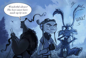 from 'DRAGON HUNTERS' -1