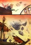 DRAGON HUNTERS ERA: SPEEDY ROCKS AND DRAGON BONES! by Fideliada