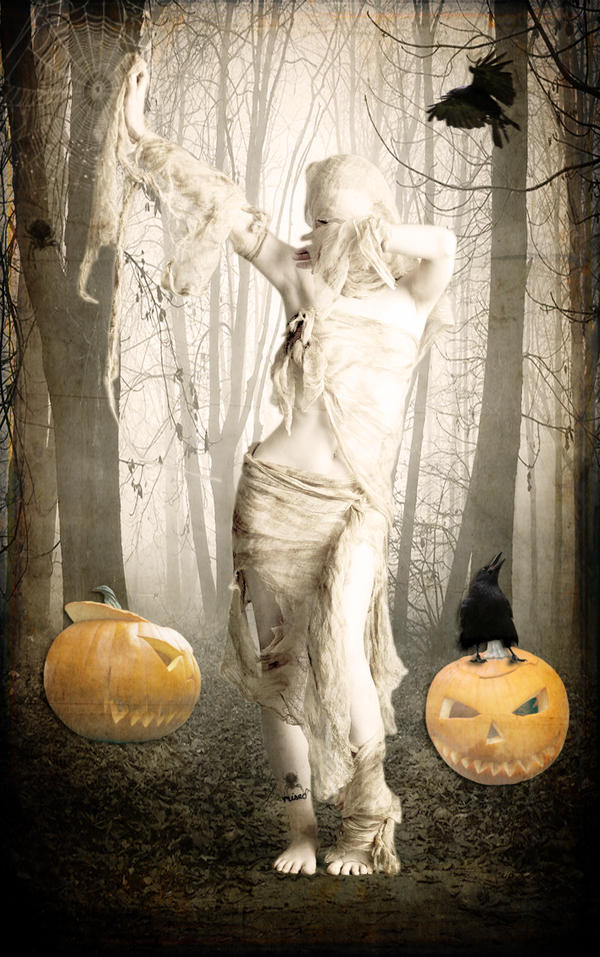 Happy Halloween by theheek