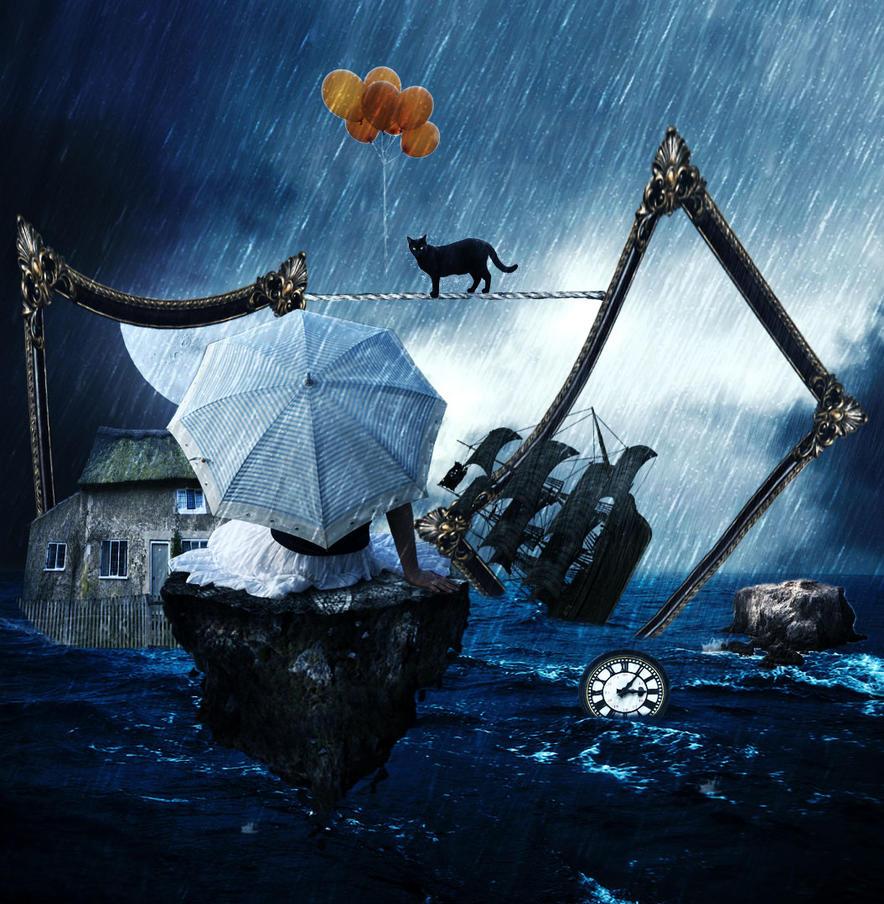 Rainy Day by theheek