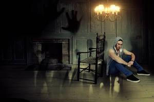 Alone in the dark by theheek