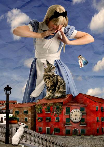 Return to Wonderland by theheek