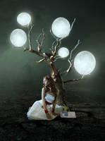 the moon tree by theheek