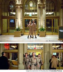 Ghostbusters Sedgewick Hotel