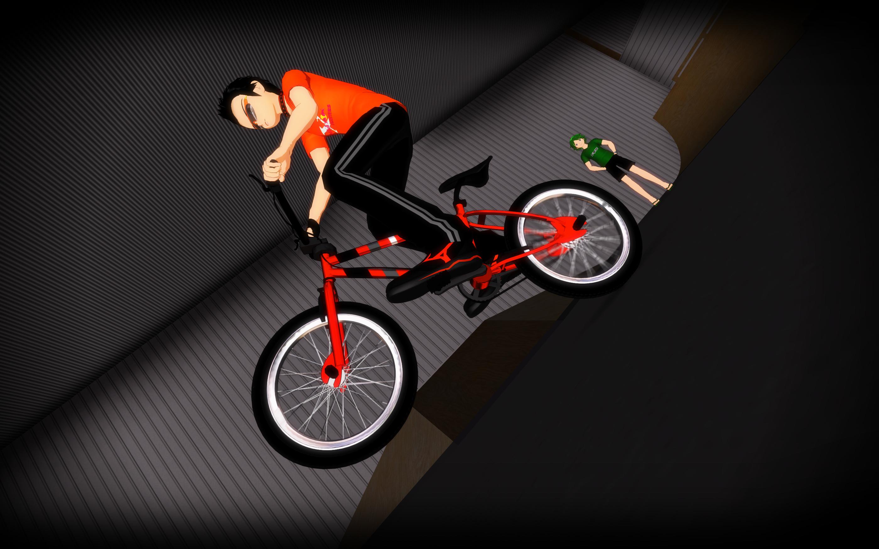 :- Wheelie -: by Rolneeq