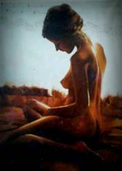 Deam girl by Lai-Wei
