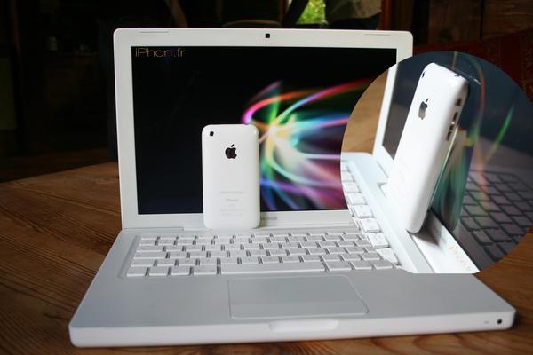iphone 3g white 16go by benji560 on deviantart. Black Bedroom Furniture Sets. Home Design Ideas