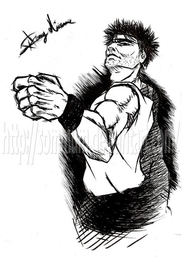 Fighter by Sommum