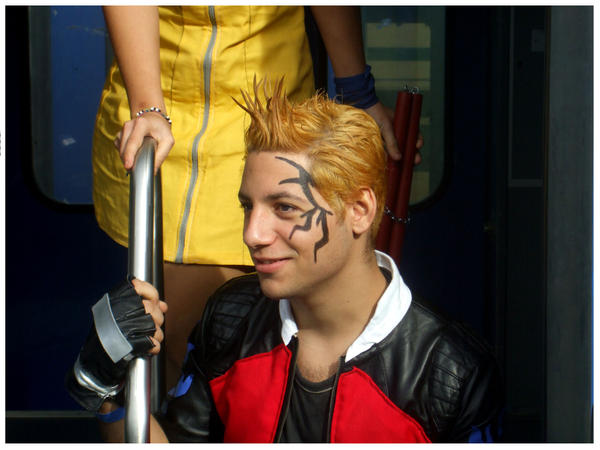 Zell Dincht Cosplay by Sommum