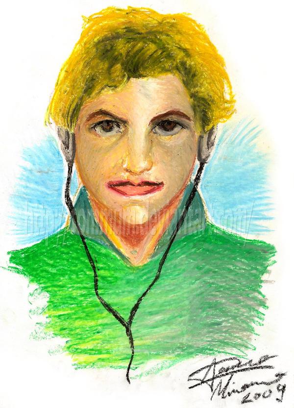 self portrait by Sommum