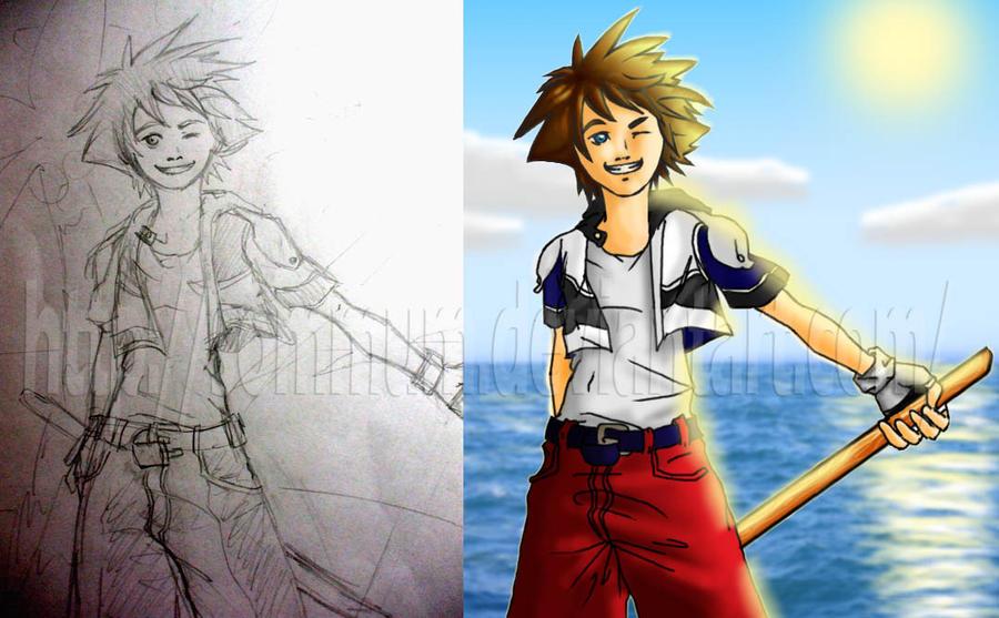 my version Sora by Sommum
