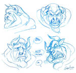 Beast expressions test