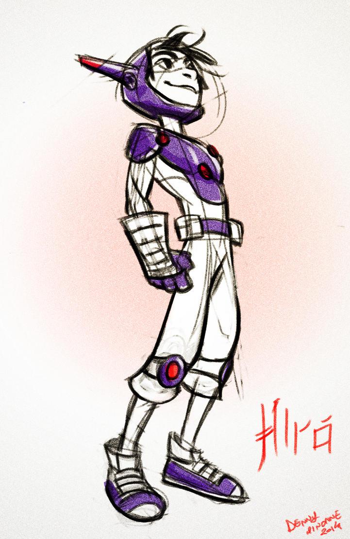 Hiro tribute by Sommum
