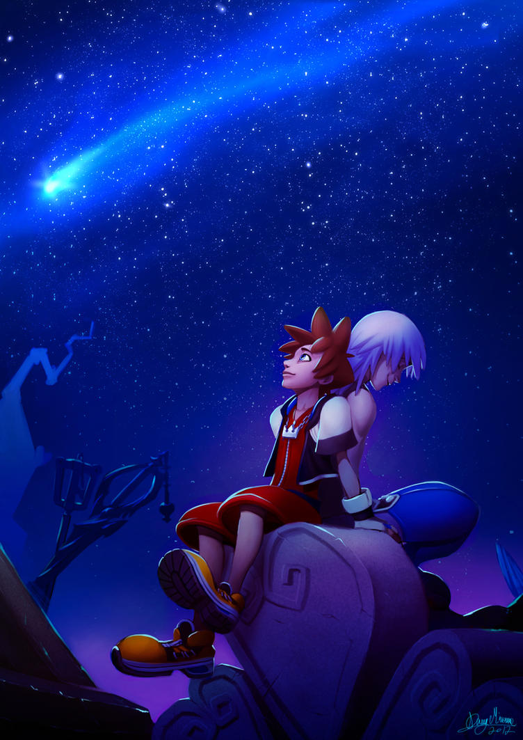 When you wish upon a star... by Sommum