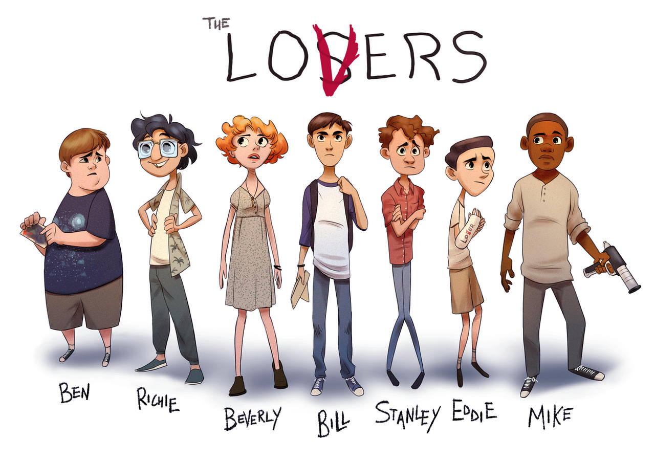 The losers club by Sommum