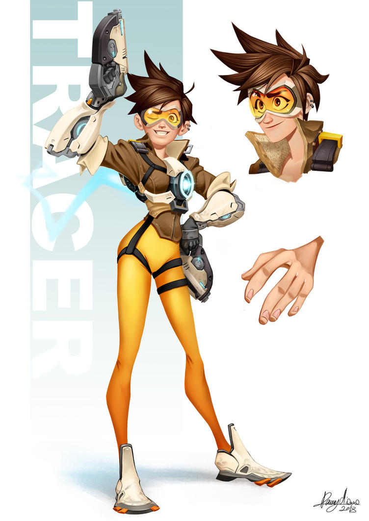Tracer by Sommum