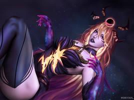 Dark Cosmic Lux by DecoLeste