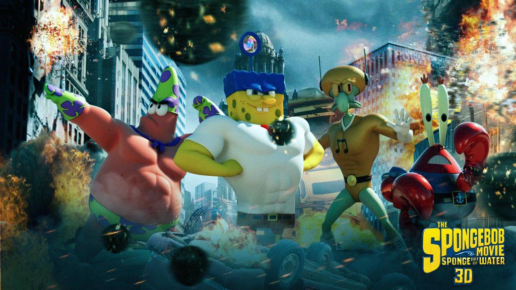 Spongebob Movie 2 2014