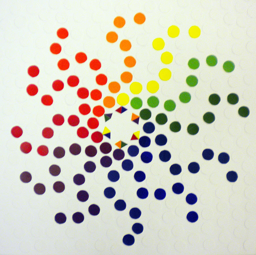 Non Traditional Color Wheel By Rebelsketches