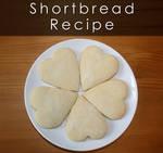 Shortbread Recipe by UnderstoodsAreFew