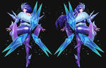 League of Legend Frostblade Irelia Fanart