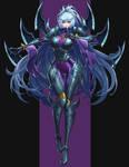 League of Legend Nightblade Irelia Fanart2