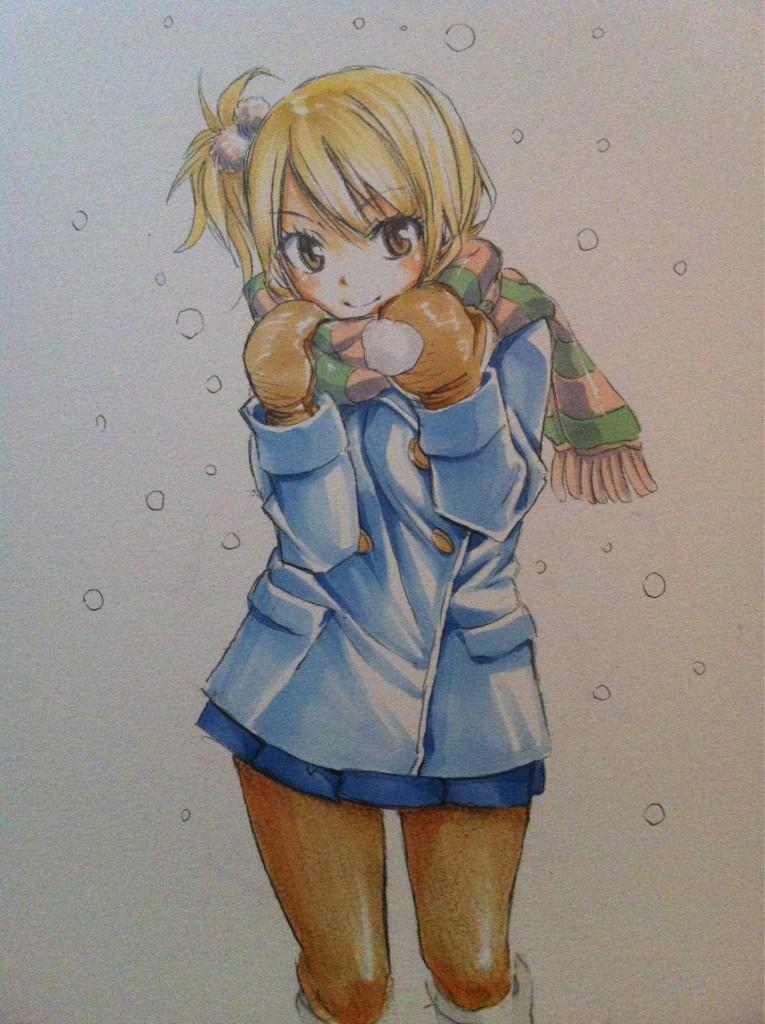 lucy snow by sakurayuukisuki