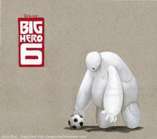 Big Hero 6 - Baymax!