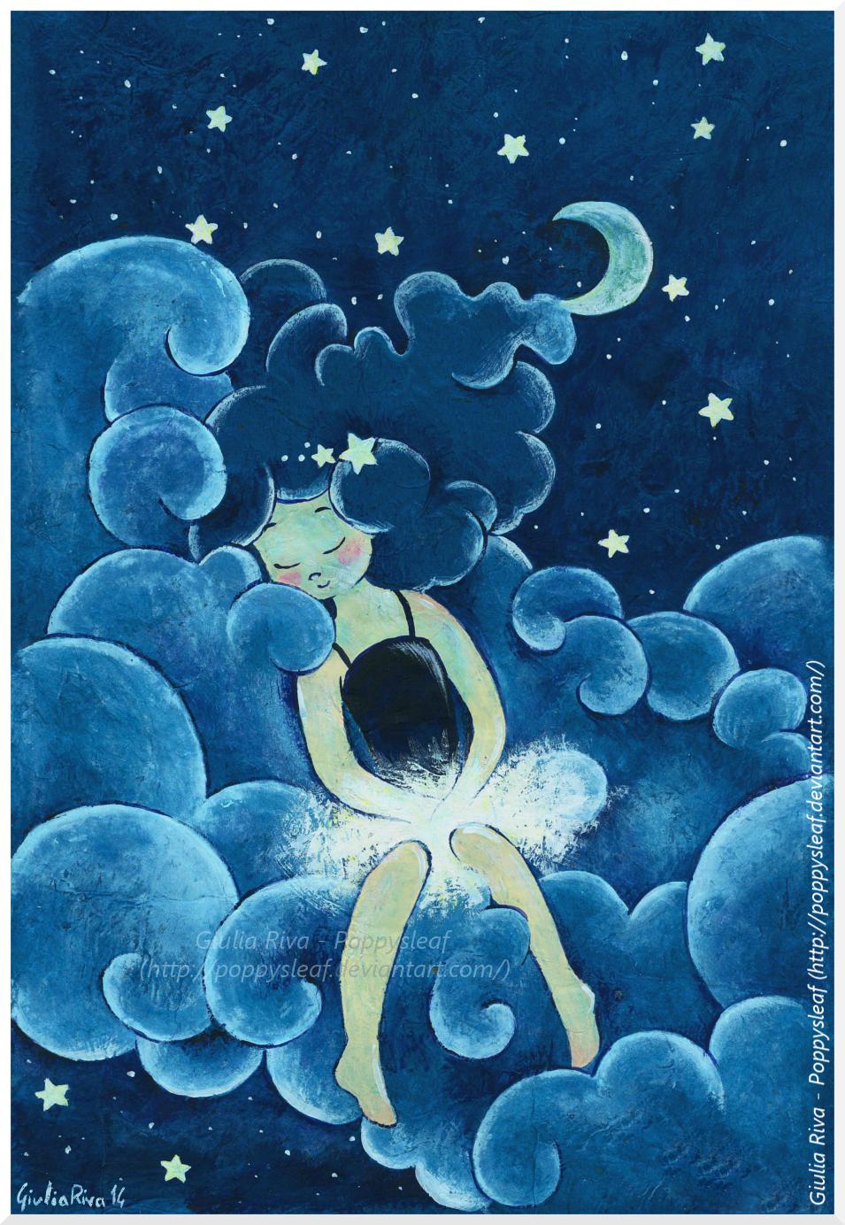Twinkle twinkle little star by Poppysleaf
