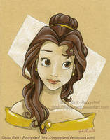 Recycled Belle by Poppysleaf