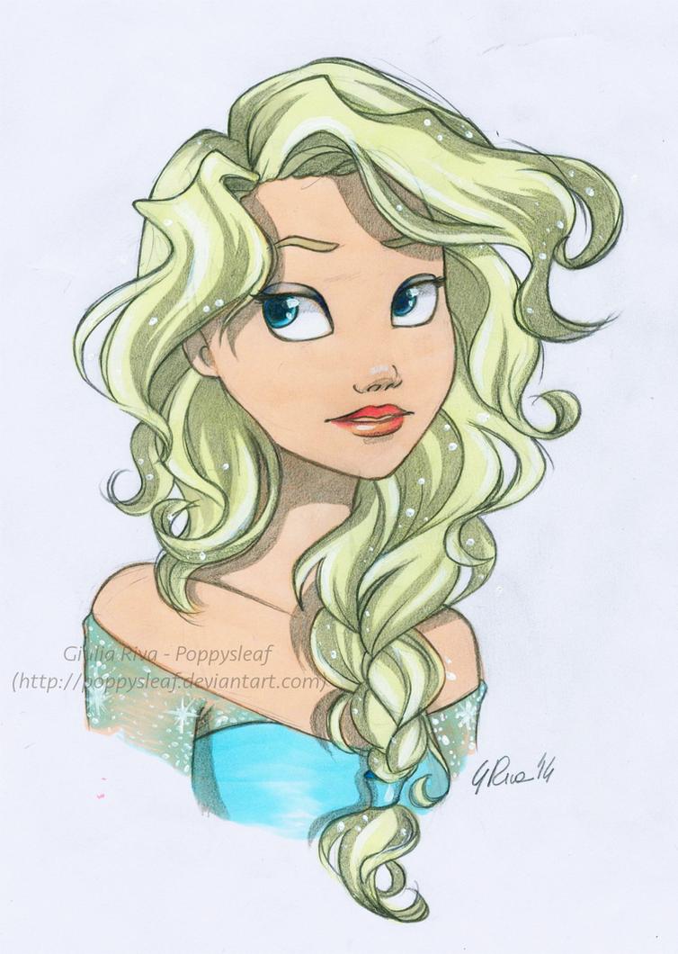 Elsa by Poppysleaf